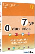 0'dan 7'ye Sözel Konu Anlatımlı Soru Bankası