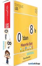 0'Dan 8'e Konu Anlatımlı Set
