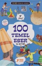 100 Temel Eser 4. Sınıf (10 Kitap Takım)
