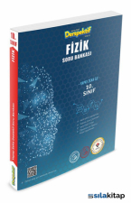 10. Sınıf Fizik Soru Bankası Derspektif Hibrit Yayınları