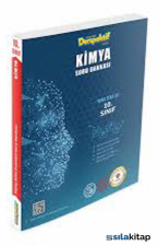 10. Sınıf Kimya Soru Bankası Derspektif Hibrit Yayınları