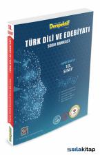 10. Sınıf Türk Dili ve Edebiyatı Soru Bankası Derspektif Hibrit Yayınları