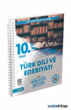 10.Sınıf Türk Dili ve Edebiyatı Öğrencim Defteri