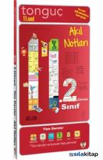 11.Sınıf 2.Dönem Akıl Notları Tonguç Akademi