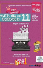 11. Sınıf Türk Dili ve Edebiyatı Konu Anlatan Soru Bankası