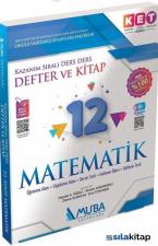 12.Sınıf Ket Serisi Matematik Defter ve Kitap Muba Yayınları