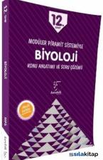 12.Sınıf Modüler Piramit Sistemiyle Biyoloji Konu Anlatımı ve Soru Çözümü