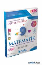 9.Sınıf Matematik Defter ve Kitap KET Serisi