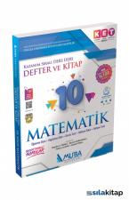 10.Sınıf Matematik Defter ve Kitap KET Serisi