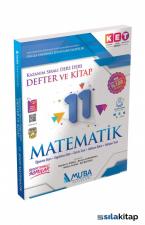 11.Sınıf Matematik Defter ve Kitap KET Serisi