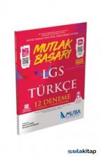 1834 - Mutlak Başarı LGS Türkçe 12 Deneme