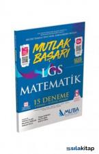 1835 - Mutlak Başarı LGS Matematik 15 Deneme