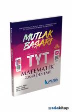 TYT Matematik 20X40 Deneme Mutlak Başarı