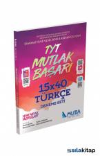 TYT Mutlak Başarı 15x40 Türkçe Deneme Seti