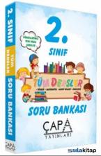 Çapa 2. Sınıf Tüm Dersler Soru Bankası