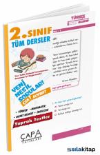 Çapa 2. Sınıf Tüm Dersler Yaprak Test