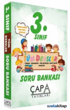 Çapa 3. Sınıf Tüm Dersler Soru Bankası