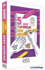 Çapa 5. Sınıf Tüm Dersler Soru Bankası