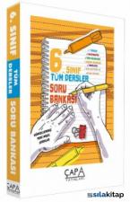 Çapa 6. Sınıf Tüm Dersler Soru Bankası