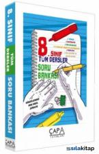 Çapa 8. Sınıf Tüm Dersler Soru Bankası