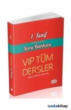 1. Sınıf Etkinliklerle Soru Bankası VIP Tüm Dersler