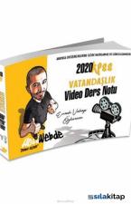 2020 KPSS Vatandaşlık Video Ders Notu Hocawebde Yayınları