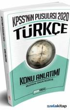 2020 KPSS'Nin Pusulası Türkçe Konu Anlatımı Doğru Tercih Yayınları