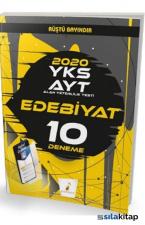 2020 YKS-AYT Edebiyat 10 Deneme