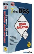 2021 DGS Matematik Türkçe Konu Anlatımı Tek Kitap Tasarı Eğitim Yayınları