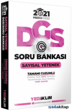 2021 DGS Sayısal Yetenek Prestij Serisi Soru Bankası Yediiklim Yayınları