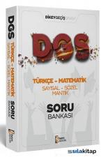 2021 DGS Türkçe - Matematik Sayısal - Sözel Mantık Tamamı Çözümlü Soru Bankası