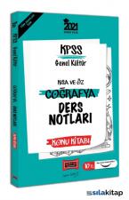 2021 KPSS Coğrafya Kısa ve Öz Ders Notları Yargı Yayınları