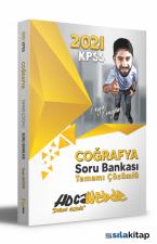 2021 KPSS Coğrafya Soru Bankası Hocawebde Yayınları