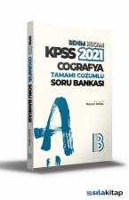 2021 KPSS Coğrafya Tamamı Çözümlü Soru Bankası Benim Hocam Yayınları