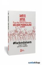 2021 KPSS Eğitim Bilimleri Gelişim Psikolojisi 21 Deneme İsem Yayıncılık