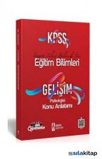 2021 KPSS Eğitim Bilimleri Gelişim Psikolojisi Konu Anlatımı İsem Yayıncılık