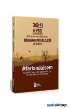 2021 KPSS Eğitim Bilimleri Öğrenme Psikolojisi 21 Deneme İsem Yayıncılık