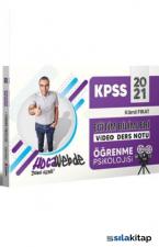 2021 KPSS Eğitim Bilimleri Öğrenme Psikolojisi Video Ders Notları Hocawebde Yayınları