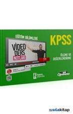 2021 KPSS Eğitim Bilimleri Ölçme ve Değerlendirme Video Ders Notları
