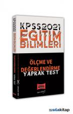 2021 Kpss Eğitim Bilimleri Ölçme Ve Değerlendirme Yaprak Test