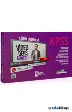 2021 KPSS Eğitim Bilimleri Program Geliştirme Öğretim İlke ve Yöntemleri Video Ders Notları İsem Yayınları