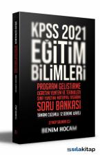2021 KPSS Eğitim Bilimleri Program Geliştirme Öyt Sınıf Yönetimi Materyal Tasarımı Soru Bankası Benim Hocam Yayınları