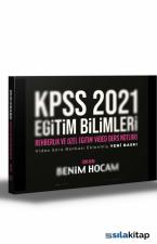 2021 KPSS Eğitim Bilimleri Rehberlik Video Ders Notları Benim Hocam Yayınları