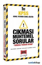 2021 KPSS Genel Yetenek Genel Kültür Çözümlü Çıkması Muhtemel Sorular Yargı Yayınları