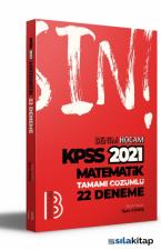2021 KPSS Matematik Tamamı Çözümlü 22 Deneme Benim Hocam Yayınları