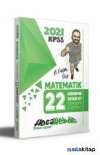 2021 KPSS Matematik Tamamı Çözümlü 22 Deneme Hocawebde Yayınları
