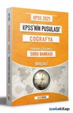 2021 KPSS Nin Pusulası Coğrafya Soru Bankası Doğru Tercih Yayınları
