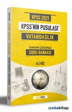 2021 KPSS Nin Pusulası Vatandaşlık Soru Bankası Doğru Tercih Yayınları
