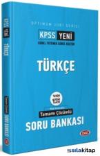 2021 KPSS Optimum Jüri Türkçe Çözümlü Soru Bankası