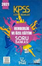 2021 KPSS Rehberlik ve Özel Eğitim Soru Bankası Yeni Trend Yayınları